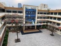 Trường tôi mùa Covid-19