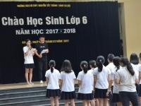 Thầy và trò trường Nguyễn Tất Thành hào hứng chuẩn bị chào đón những thành viên mới