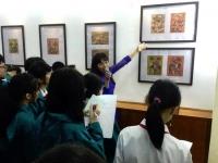 """Triển lãm """"Em yêu tranh Dân gian Việt Nam"""" – Những giờ phút thăng hoa cùng hội họa truyền thống"""