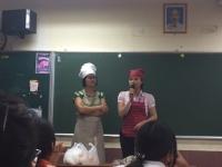 Cùng làm bánh trung thu với lớp 11D2 nào!