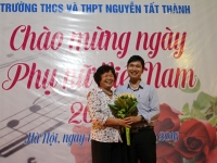Chào mừng ngày Phụ nữ Việt Nam 20/10/2016