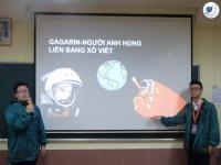 Gagarin – người anh hùng Liên Bang Xô Viết
