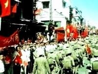Kỉ niệm 61 năm ngày Giải phóng thủ đô: Những lá cờ đặc biệt