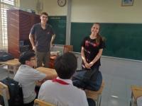 Hỗ trợ học tập môn Tiếng Anh tại Trường Nguyễn Tất Thành
