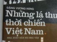 Giới thiệu sách: Những lá thư thời chiến Việt Nam