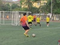 Giải Bóng đá THPT: 11N2 và 11A2 - ngang tài ngang sức