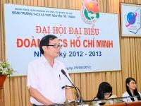 Đại hội đại biểu Đoàn thanh niên cộng sản Hồ Chí Minh nhiệm kì 2012 - 2013