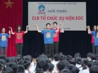 CLB Tổ chức sự kiện (EOC) – Nơi khai sinh ra những ý tưởng tuyệt vời