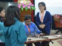 Chào đón đoàn giáo viên và học sinh trường Anderson Junior College (Singapore)