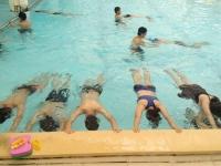 Khi làn nước xanh chẳng còn là thách thức với học sinh trường THCS & THPT Nguyễn Tất Thành
