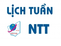 Lịch công tác Tuần từ 01/9/2014 đến 07/9/2014
