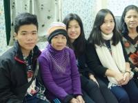 Nhật ký chuyến đi từ thiện của CLB EOC: Mùa đông không lạnh!