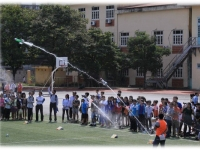 """""""Water rocket contest 2015"""": Sẵn sàng để vút bay"""