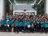 Một ngày đáng nhớ của học sinh trường Nguyễn Tất Thành tại trường Đại học RMIT