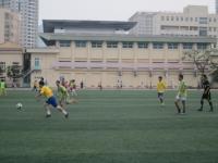 Giải bóng đá cán bộ trường ĐHSP Hà Nội: Tiếp đà chiến thắng…