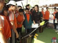 Buổi học trải nghiệm thực hành tại Trang trại giáo dục Erahouse