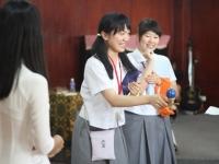 Đón tiếp đoàn học sinh trường Miyazaki Omiya (Nhật Bản): Ấn tượng về sự nghiêm túc và thân thiện