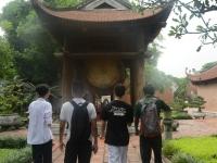 Hành trình tìm hiểu văn hoá, nghệ thuật Việt Nam