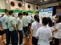 Thầy và trò trường Nguyễn Tất Thành xuất sắc đạt ba giải Vàng tại cuộc thi dự án khoa học và triển lãm lần thứ 16 tại Singapore