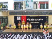 Lễ bế giảng – Lễ ra trường năm học 2015 – 2016