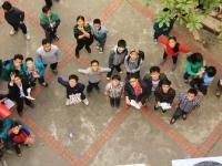 Cuộc thi thả trứng 2015: Hạ cánh xuống hành tinh NTT