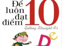 Sách hay: Để luôn đạt điểm 10