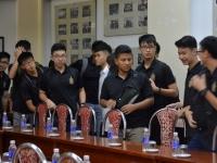 Hành trình hợp tác quốc tế Raffles - Nguyễn Tất Thành