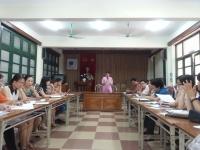 Hội nghị giáo viên chủ nhiệm đầu năm học 2013 – 2014