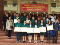 Trường THCS&THPT Nguyễn Tất Thành đạt kết quả cao tại cuộc thi KHKT dành cho học sinh trung học cấp Quốc gia năm học 2016-2017 – Khu vực phía Bắc