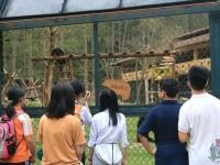 Vườn Quốc gia Tam Đảo chào đón học sinh Khối 8