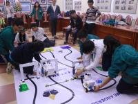 Trải nghiệm sáng tạo Robot – kỉ niệm không thể quên của học trò Anderson Junior College