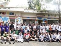 Chuyến thiện nguyện đầy cảm xúc tại Trung tâm phục hồi chức năng Việt - Hàn