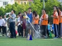Cuộc thi Chế tạo và phóng tên lửa nước 2017 - Nơi niềm đam mê bay cao và xa