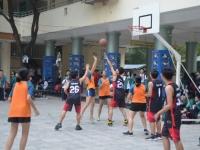 Giao lưu thể thao cùng đoàn học sinh Trường Anderson Serangoon Junior College