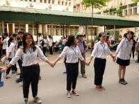 Nguồn động lực bất ngờ của các sĩ tử tham gia tuyển sinh vào trường Nguyễn Tất Thành 2017-2018