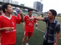 Đội tuyển bóng đá trường Nguyễn Tất Thành - Ngọn lửa đam mê không bao giờ tắt