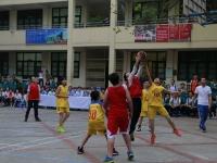 Giải Bóng rổ học sinh trường Nguyễn Tất Thành năm 2017: Những nhà vô địch khối THCS