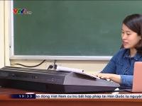 VTV đưa tin về dạy và học trực tuyến ở trường Nguyễn Tất Thành