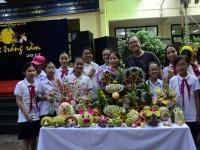 Đoàn sinh viên thực tập đến từ Federation University (Australia) và những trải nghiệm khó quên