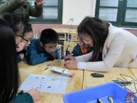Buổi trải nghiệm phương pháp Giáo dục STEM: khơi nguồn đam mê, sống dậy tri thức