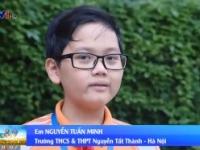 Lớp học trong rừng - Vì tầm vóc Việt - VTV1 ngày 11-05-2019