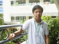 Phan Văn Thái và thành tích học Tiếng Anh ấn tượng