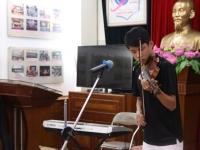 Học viện Raffles (Raffles Institution) quay trở lại trong sự tiếp đón nồng nhiệt của thầy và trò trường Nguyễn Tất Thành.