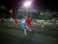 Nhìn lại Bán kết Giải bóng đá Cựu học sinh Nguyễn Tất Thành: Hồi hộp đến phút chót