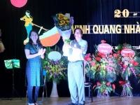 Vinh quang Nhà giáo Việt Nam