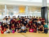 Raffles – Nguyễn Tất Thành 2018: Hành trình của sự trưởng thành và tự lập