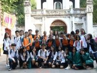Ấn tượng về Hà Nội đọng trong lòng những người bạn Singapore
