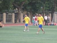 Giải bóng đá cán bộ trường ĐHSP Hà Nội: Chiến thắng tưng bừng ngày đầu ra quân