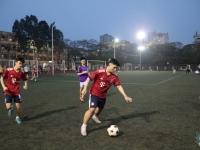 Chung kết Giải Bóng đá khối 11: Chức vô địch thuộc về đội bóng liên quân
