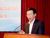 GS.TS Nguyễn Văn Minh: Trải nghiệm sáng tạo không phải là một môn học